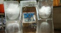 Skyy-Eisbar im SAGE