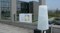 Eis-Experiment der Abbott AG