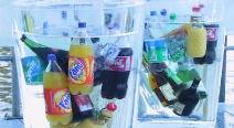 Flaschenkübel aus Eis_2