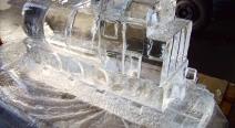 Eis-Lokomotive