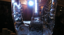 Eisskulptur - Eisschwan_13
