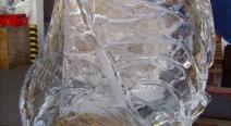 Eisskulptur - Eisschwan_26