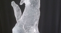 Eisfigur Wolf_1